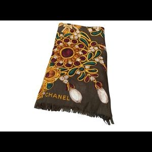 Chanel *Vintage* Scarf ▪️